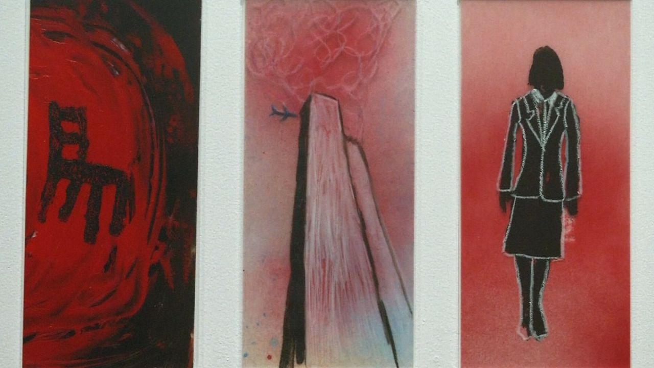 هجمات 11/09، من خلال أعمال فنانين عاشوا الأحداث عن قرب