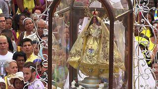 На Кубе чествуют покровительницу острова