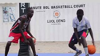 South Sudan: Youth find hope in basketball star Luol Deng