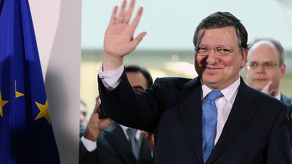 State of the Union: Barrosos fliegender Wechsel