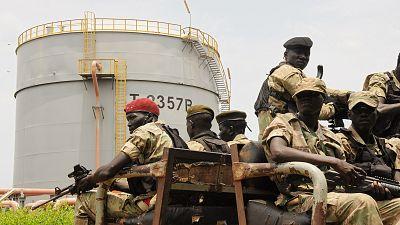 Le Soudan du Sud s'offre du matériel de guerre