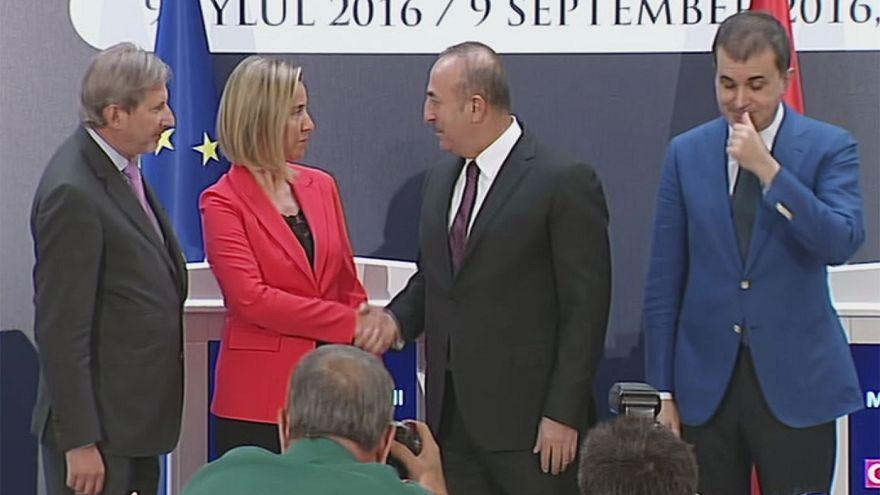 La coopération UE-Turquie relancée