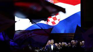 Weary Croatians go to polls again in quest for political stability