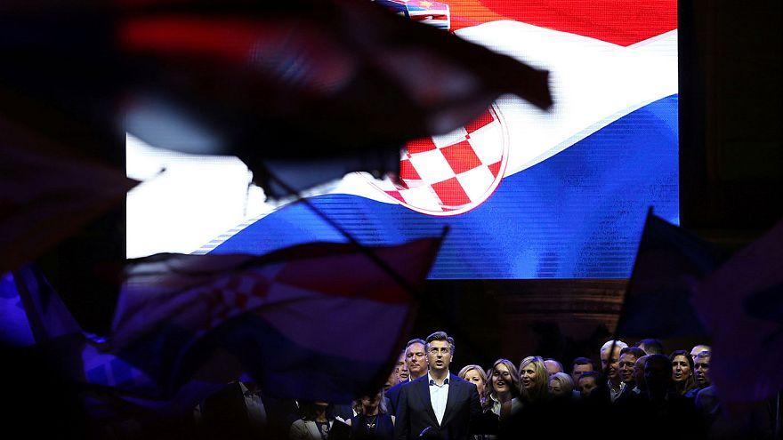 Croácia procura estabilidade política perdida