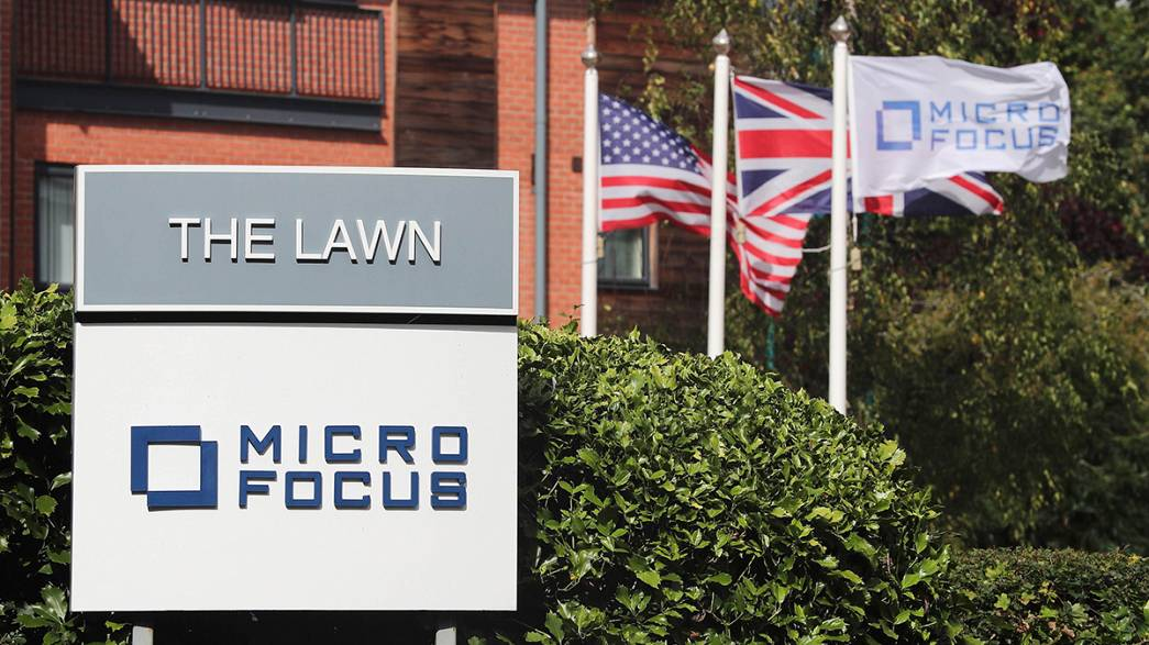 Micro Focus, acquisto da record post Brexit