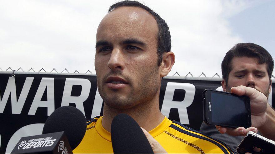 Calcio internazionale: Donovan torna al calcio giocato