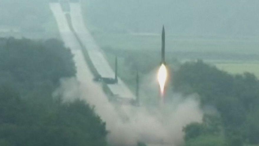 International leaders condemn North Korea's latest nuclear test