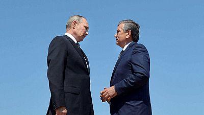Uzbekistan: Prime Minister Shavkat Mirziyoyev named interim president