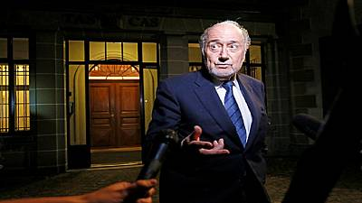 FIFA launches formal proceedings against ex-president Sepp Blatter