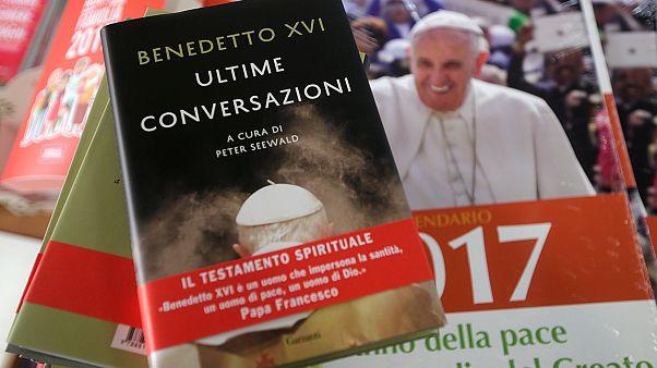 """Papa XVI. Benedict'in """"Son Konuşmalar""""ı yayınlandı"""