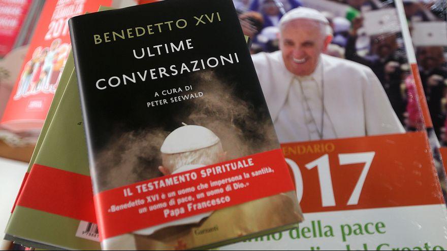 بابا الفاتيكان السابق: لم أفشل عندما كنت في البابوية