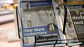 Világhírű fotót cenzúrázott a Facebook