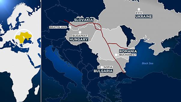 BRUA pipeline for European energy diversity moves forward