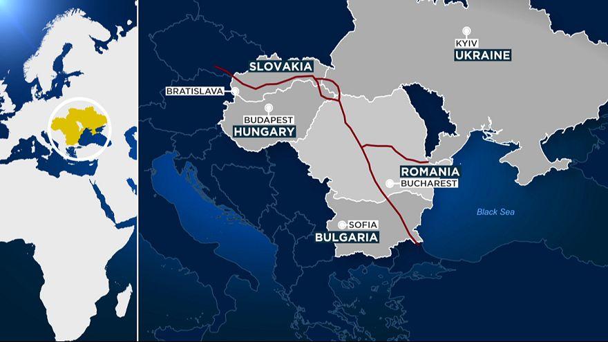 Международный газопровод в Центральной и Южной Европе обретает реальные очертания