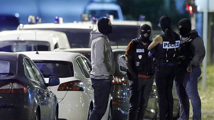 Foiled Paris attack suspect 'engaged' to Normandy priest killer
