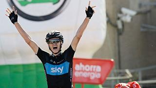Vuelta a Espana: Chris Froome gains fighting chance with time trial win