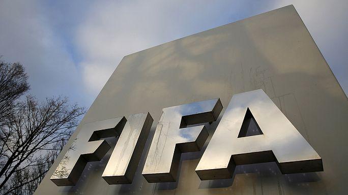 ФИФА: пожизненный срок для Уэбба