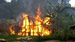 Nigerian army demolishes 74 illegal refineries in Niger Delta region