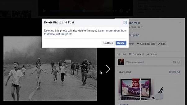 Facebook backs down over 'Napalm girl' photo