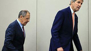 USA und Russland einigen sich auf einen Plan zur Durchsetzung einer Waffenruhe in Syrien