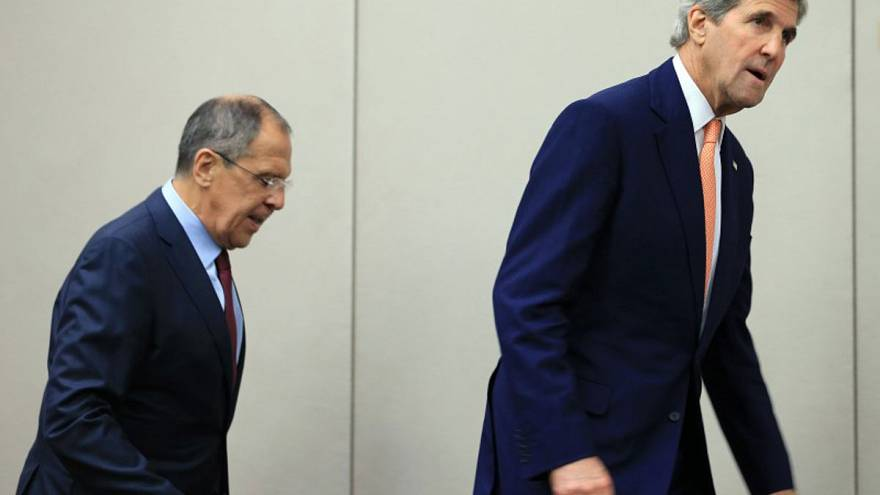 US and Russia unveil Syria peace plan