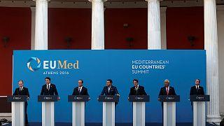 Un frente unido del sur de Europa de cara a la cumbre europea de Bratislava