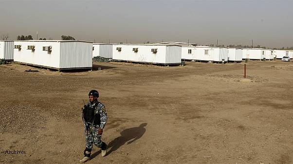 آخرین گروه از اعضای سازمان مجاهدین خلق خاک عراق را ترک کرد