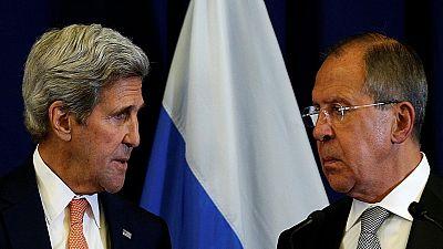 La Russie et les Etats-Unis ont dévoilé leur plan pour la Syrie