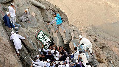 Mecque : deux millions de musulmans débutent le hajj