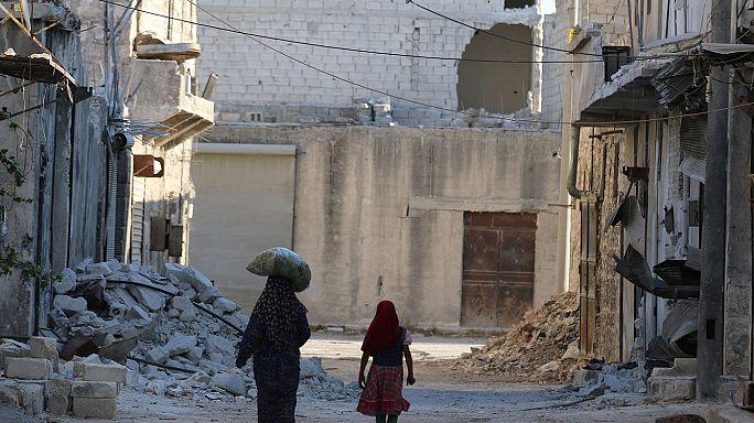 A hétfői tűzszünet előtt még szétbombázza az Aszad-rezsim a felkelőket