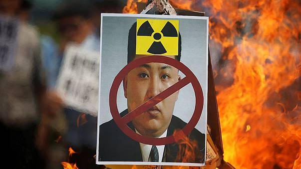 South Korea urges the world to put pressure on Pyongyang in wake of nuclear test
