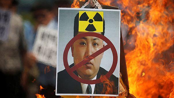 Kuzey Kore'ye tepkiler büyüyor