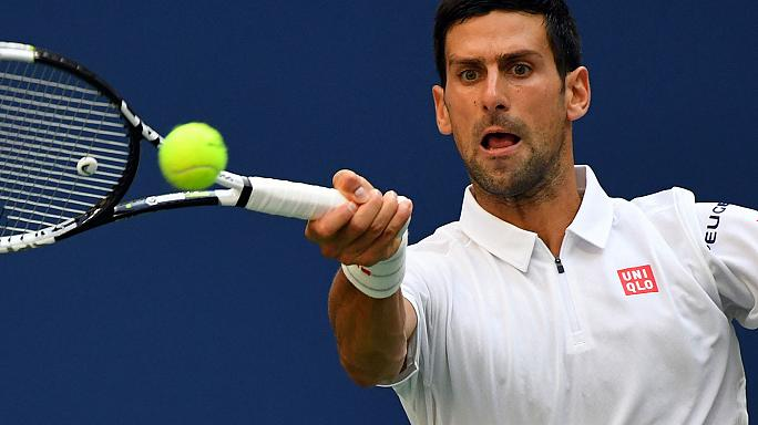 Djokovic und Wawrinka im Finale der US Open