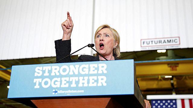 Трамп: Клинтон могла бы убить человека и остаться безнаказанной