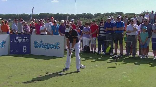 Golf: KLM Açık'ta heyecan dorukta