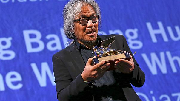 "El filipino Lav Diaz gana el León de Oro del Festival de Cine de Venecia por ""The woman who left"""