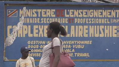 DRC: New school year faces a number of challenges