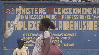 RDC: une rentrée scolaire difficile pour les parents