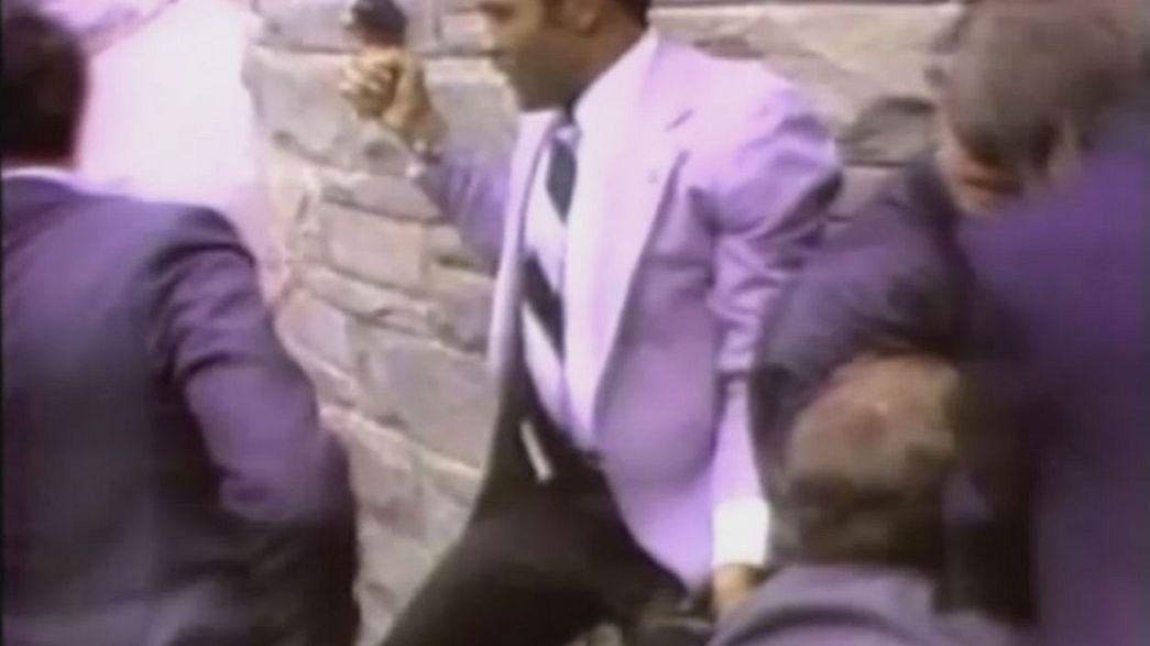 Ronald Reagan'a suikast düzenleyen Hinckley 35 yıl sonra serbest kaldı