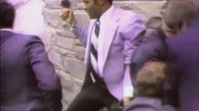 Szabadult a férfi, aki majdnem megölte Reagan elnököt