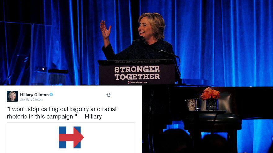 Clinton regrette ses propos sur les électeurs de Trump