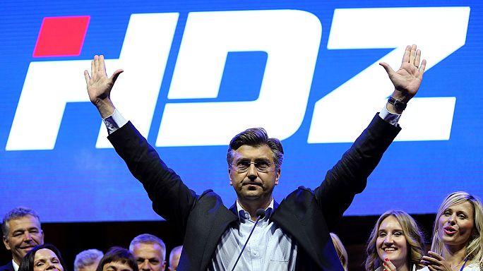В Хорватии проходят вторые за 10 месяцев выборы