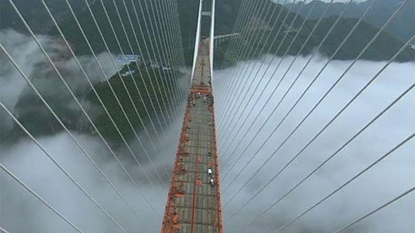 China: Höchste Brücke der Welt
