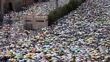Two million Muslims take part in Hajj pilgrimage