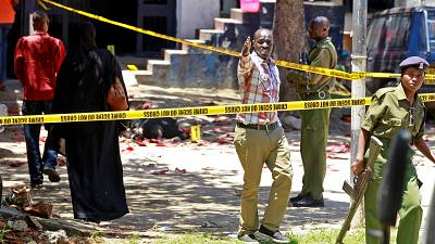 Kenya: 3 women killed after attempted terror attack on Mombasa police station