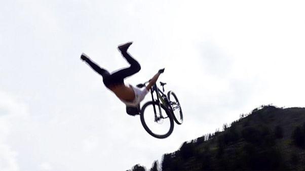 Ποδηλασία: Φοβερό θέαμα στο τουρνουά Nine Knights της Ιταλίας