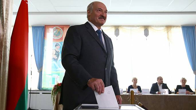 Belarus'ta seçimler sona erdi