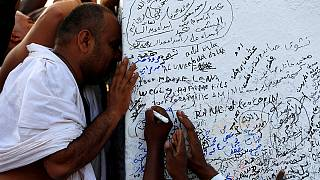 Muslim pilgrims begin last rituals of hajj in Mecca