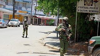 Kenya police identifies Mombasa police station attackers, arrests 3 others