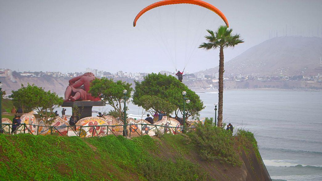 Peru: 24 horas em Lima